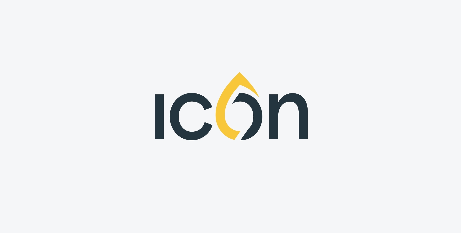 Icon logo sized